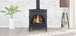 Oxford Direct Vent Standing Pilot Gas Stove