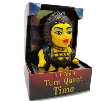If I Could Turn Quack Time - CelebriDucks