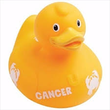 Astrological Cancer Duck by BUD