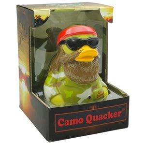 Camo Quacker - CelebriDucks
