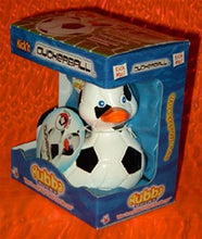 Load image into Gallery viewer, Soccer Duck by Rubba Ducks