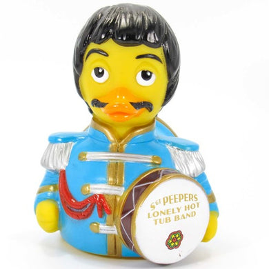 Sgt Peepers Lonely Hot Tub Band - CelebriDucks