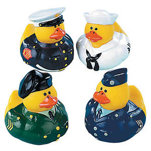 Armed Forces Ducks - 2""