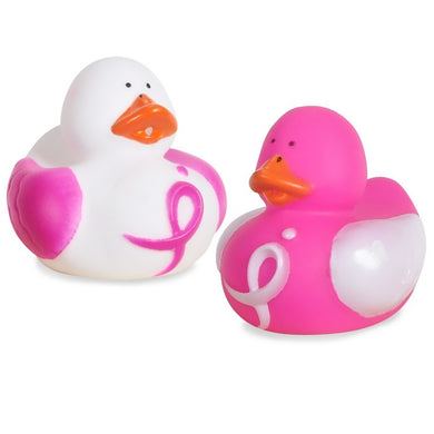 Breast Cancer Awareness Ducks - 2