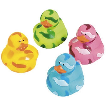 Bright Camo Ducks - 2