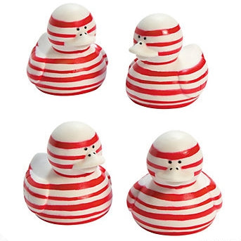 Candy Cane Ducks - 2