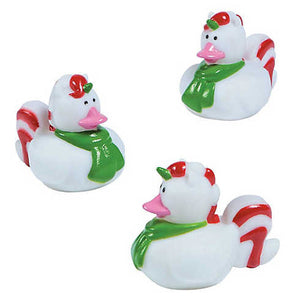 Christmas Unicorn Ducks - 2""