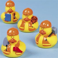 Construction Ducks - 2