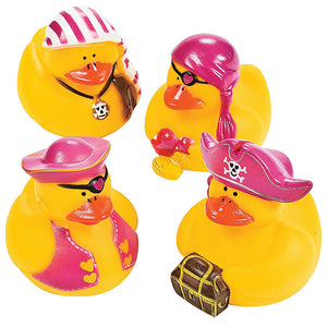 Girl Pirate Ducks - 2""