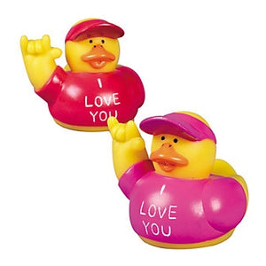 I Love You Ducks - 2""