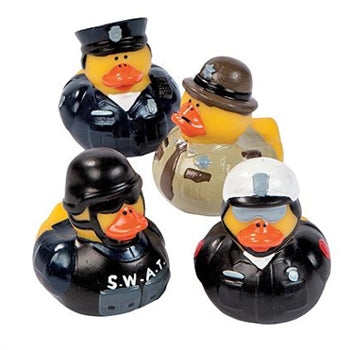 Law Enforcement Ducks - 2