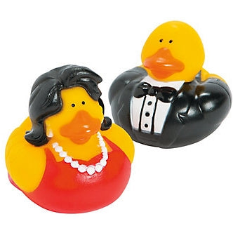 Movie Night Duck Set - 2