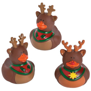 Reindeer Ducks - 2""