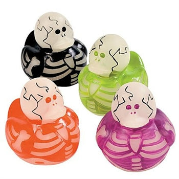 Glow In The Dark Skeleton Ducks - 2