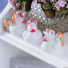 Load image into Gallery viewer, Unicorn Ducks - 2""