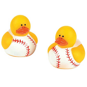 Mini Baseball Ducks - 1""