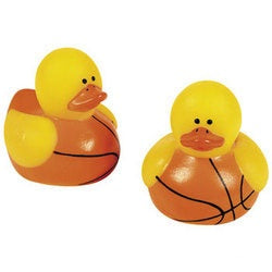 Mini Basketball Ducks - 1""