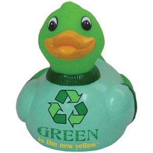 "Environmental ""Green"" Recycled Duck - CelebriDucks"