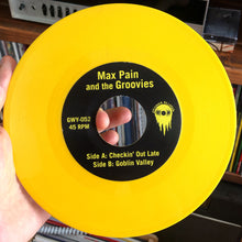 Load image into Gallery viewer, Max Pain and the Groovies - Sounds From The Hole EP