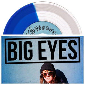 Big Eyes - Local Celebrity 7""
