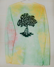 Load image into Gallery viewer, Cotton Candy Floating vEYEnyl Long Sleeve