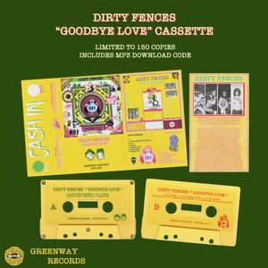 Dirty Fences - Goodbye Love