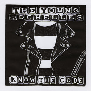 The Young Rochelles - Know The Code EP 7""