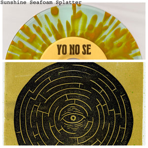 YO NO SE - The Sleeper Awakes 7""