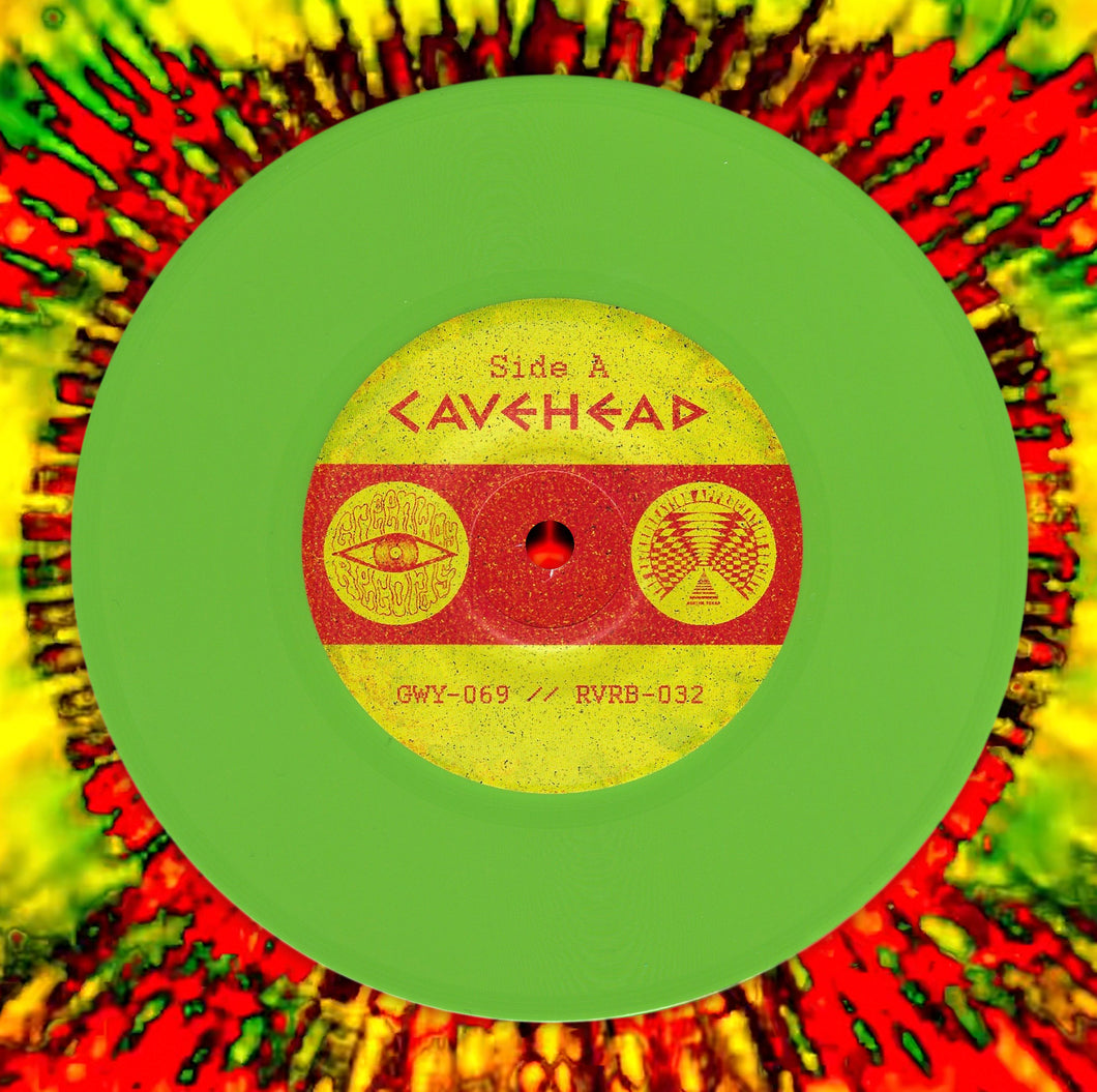 Frankie and the Witch Fingers - Cavehead 7