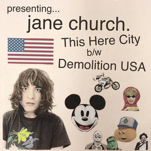 Presenting... Jane Church 7""