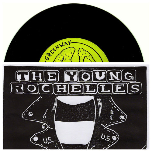 The Young Rochelles - Know The Code EP 7
