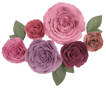 Load image into Gallery viewer, Roses 6 piece set