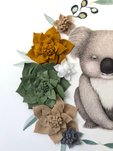 Load image into Gallery viewer, Aussie wreath