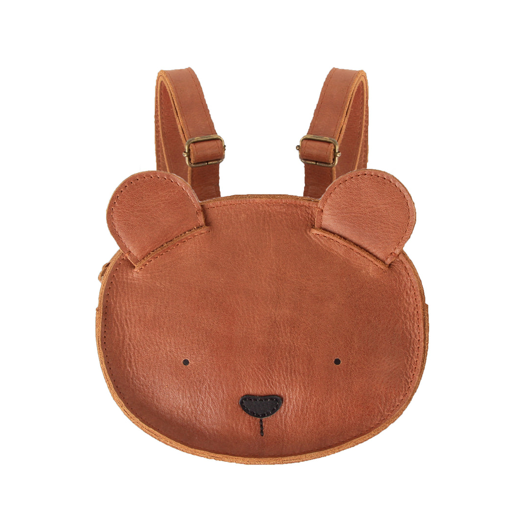 Bear School Bag