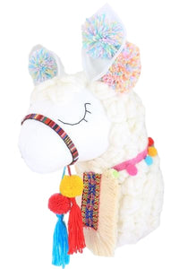Custom Decorated Llama / Alpaca