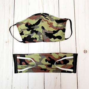 Camouflage Mask for Adult