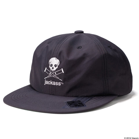 jackass x DL - JA Skull 6Panel Cap