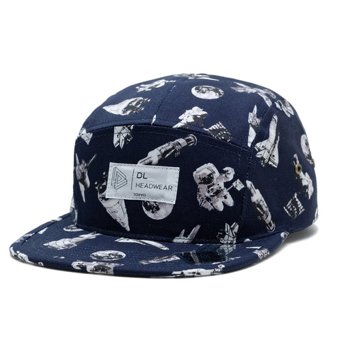 "Omega 5Panel Camp cap ""astronaut"""
