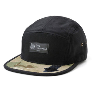 "Omega 5Panel Camp cap ""black multicam"""