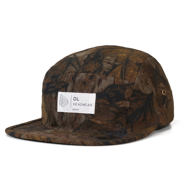 "Omega 5Panel Camp cap ""dark tree"""