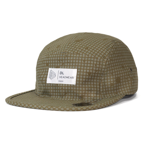 "Omega 5Panel Camp cap ""night camo"""