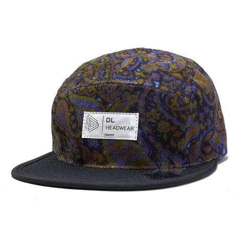 "Omega 5Panel Camp cap ""old hiker"""