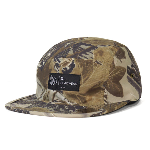 "Casquette Omega 5Panel Camp ""real tree"""