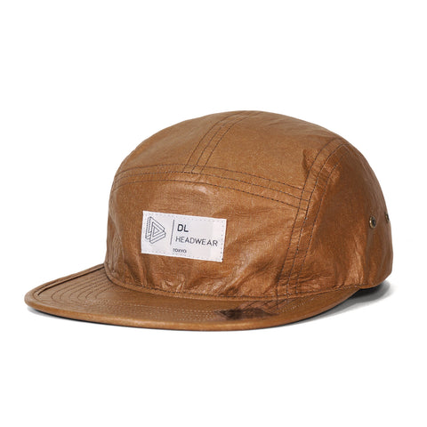 "Omega 5Panel Camp cap ""tyvek"""