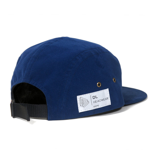"Omega 5Panel Camp cap ""velour navy"""