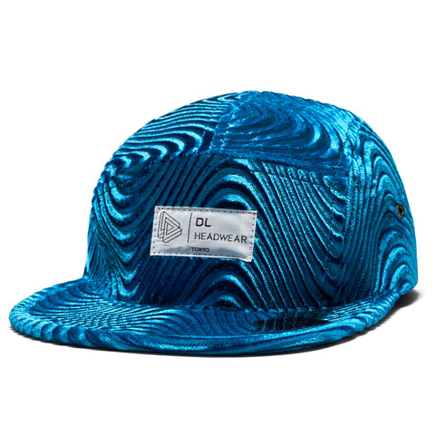 "Omega 5Panel Camp cap ""wavelour"""