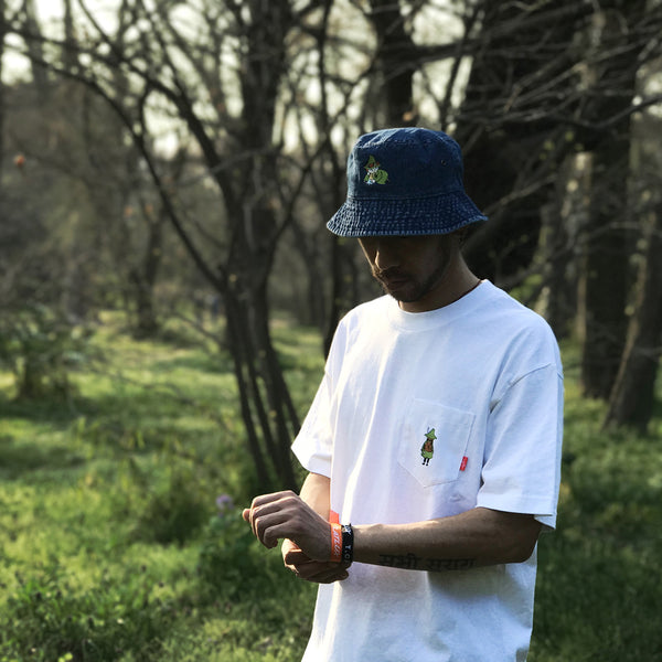 DL x Moomin - Chilling Bucket Hat