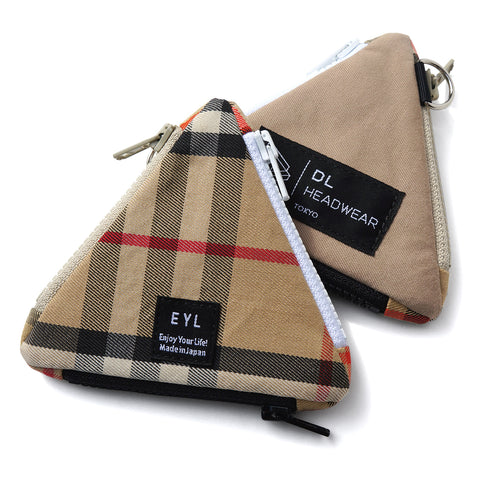 EYL x DL - Triangle Coin Purse