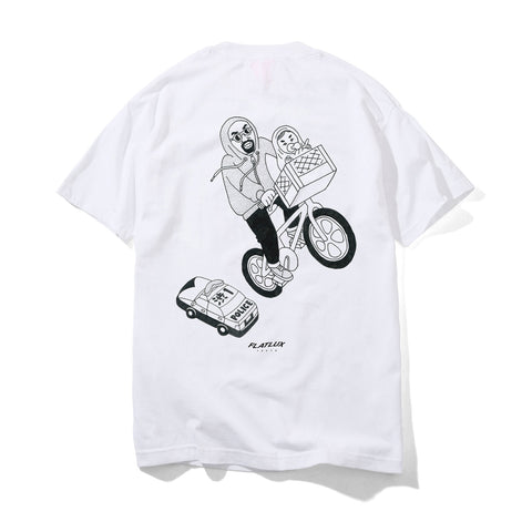 DABO x FLATLUX - Fly Me To The Moon Tee