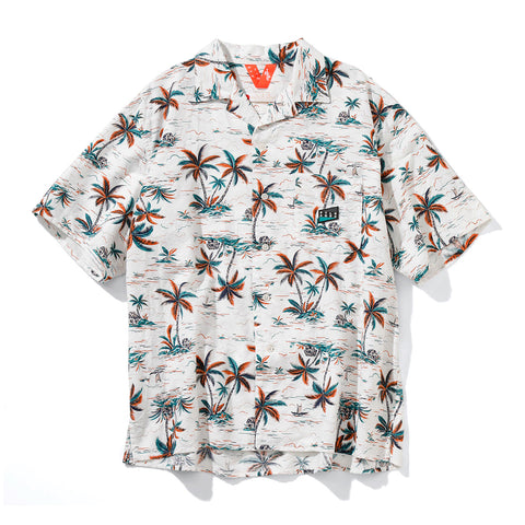 FTLXAQUA-Cocktail Ss-Shirt